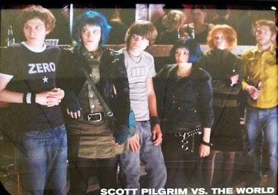 Scott Pilgrim La película