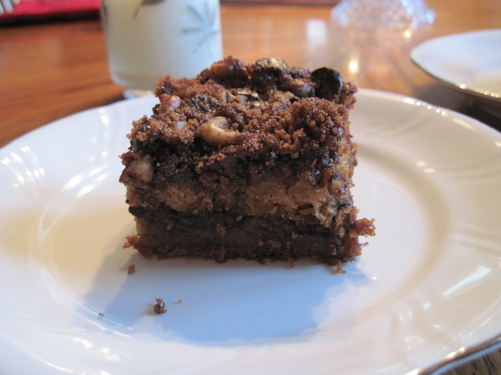 Recipe Banana Chocolate Coffee Cake Aka Mexican Monkey