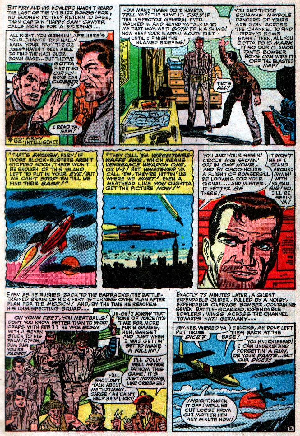 Read online Sgt. Fury comic -  Issue #12 - 5