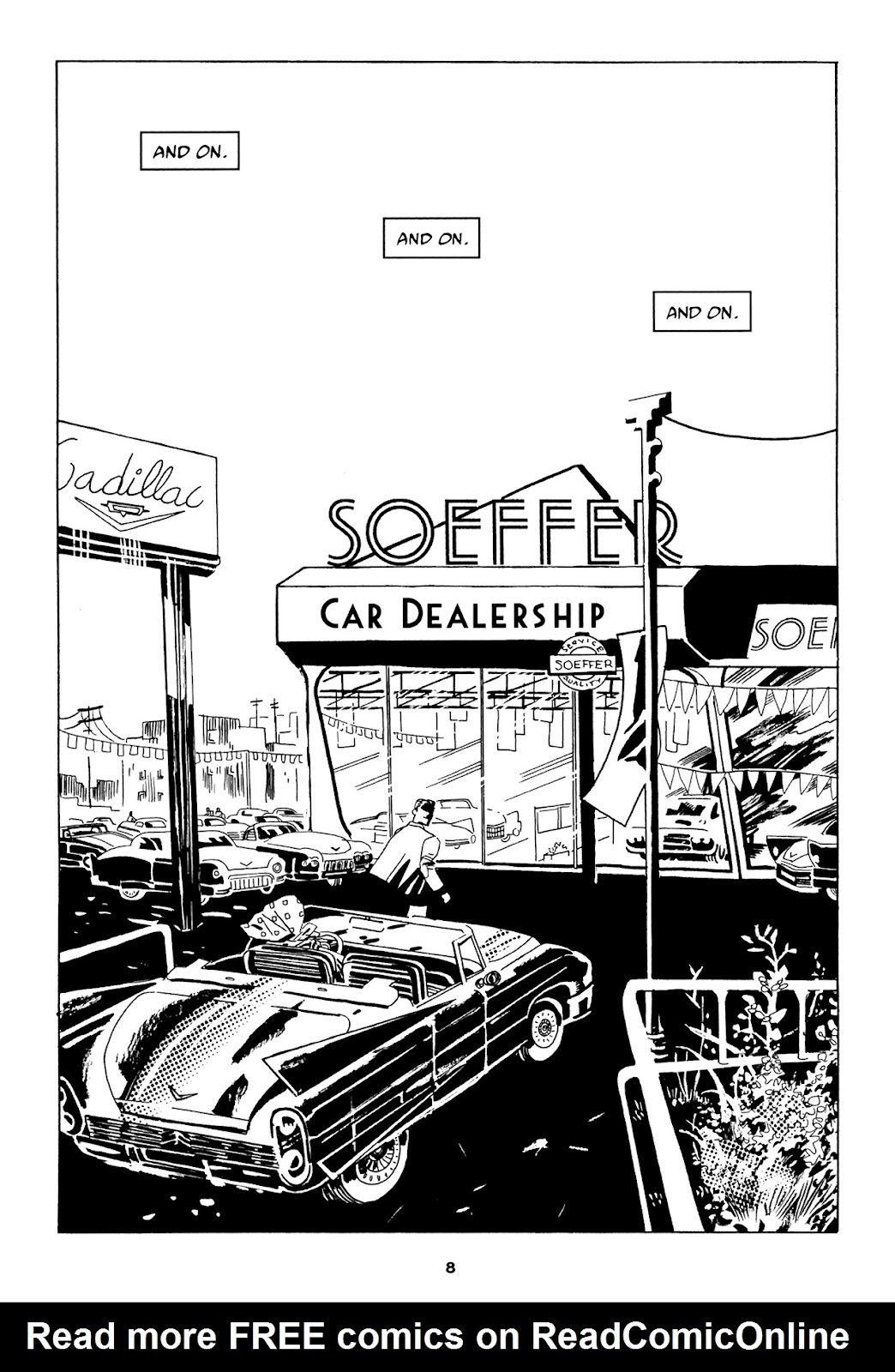 Read online Filthy Rich comic -  Issue # TPB (Part 1) - 10