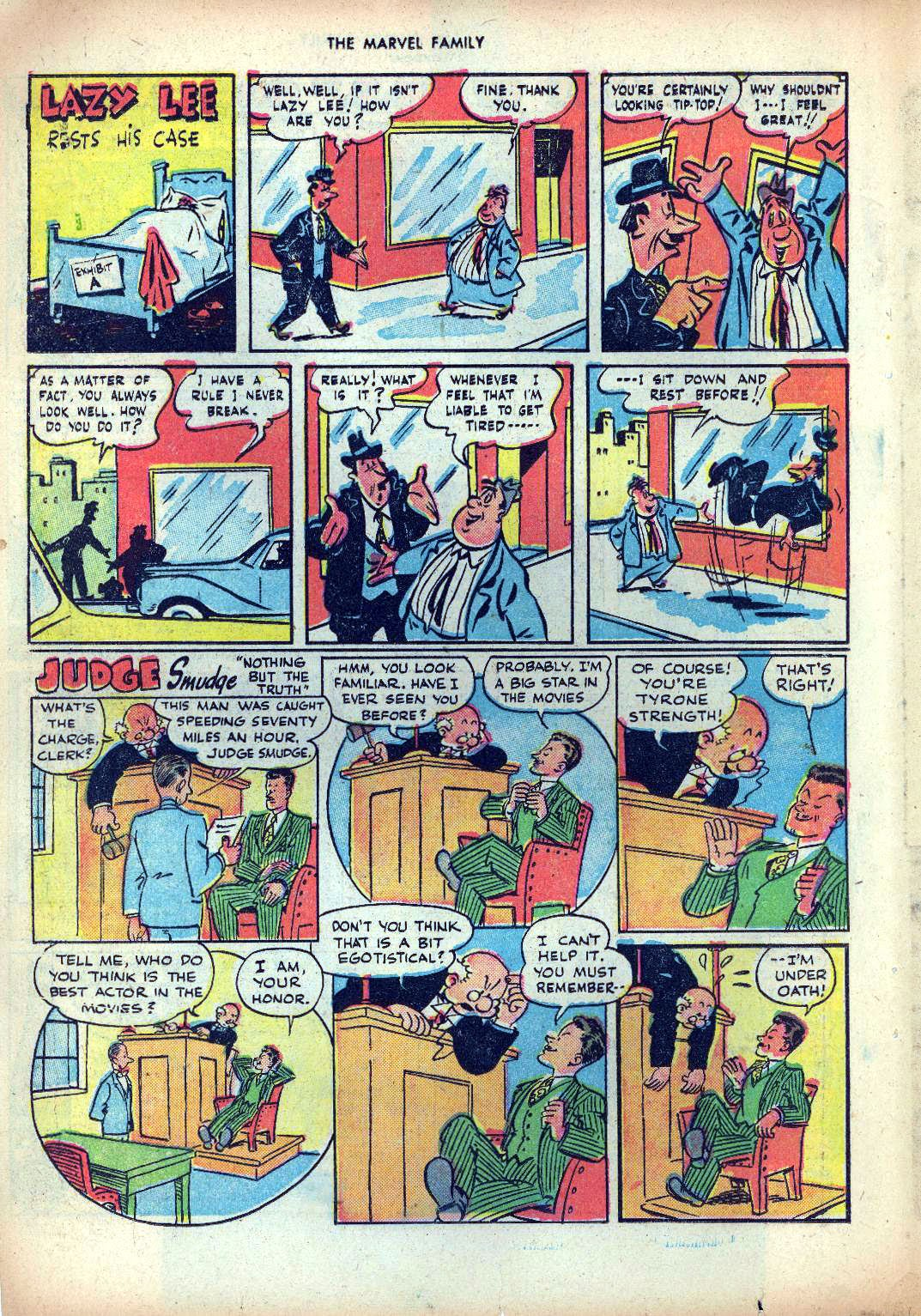 The Marvel Family issue 25 - Page 14