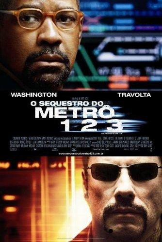 Baixar Filme O Sequestro do Metrô 123 - Dublado
