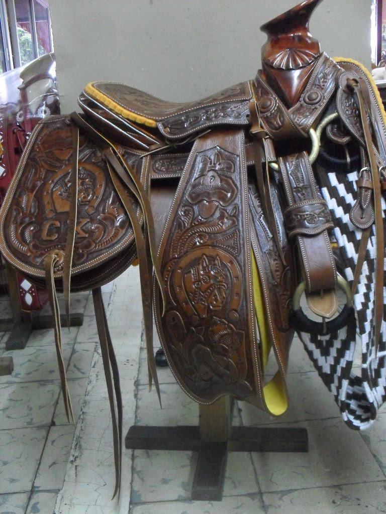 Montura Charra En Mexico