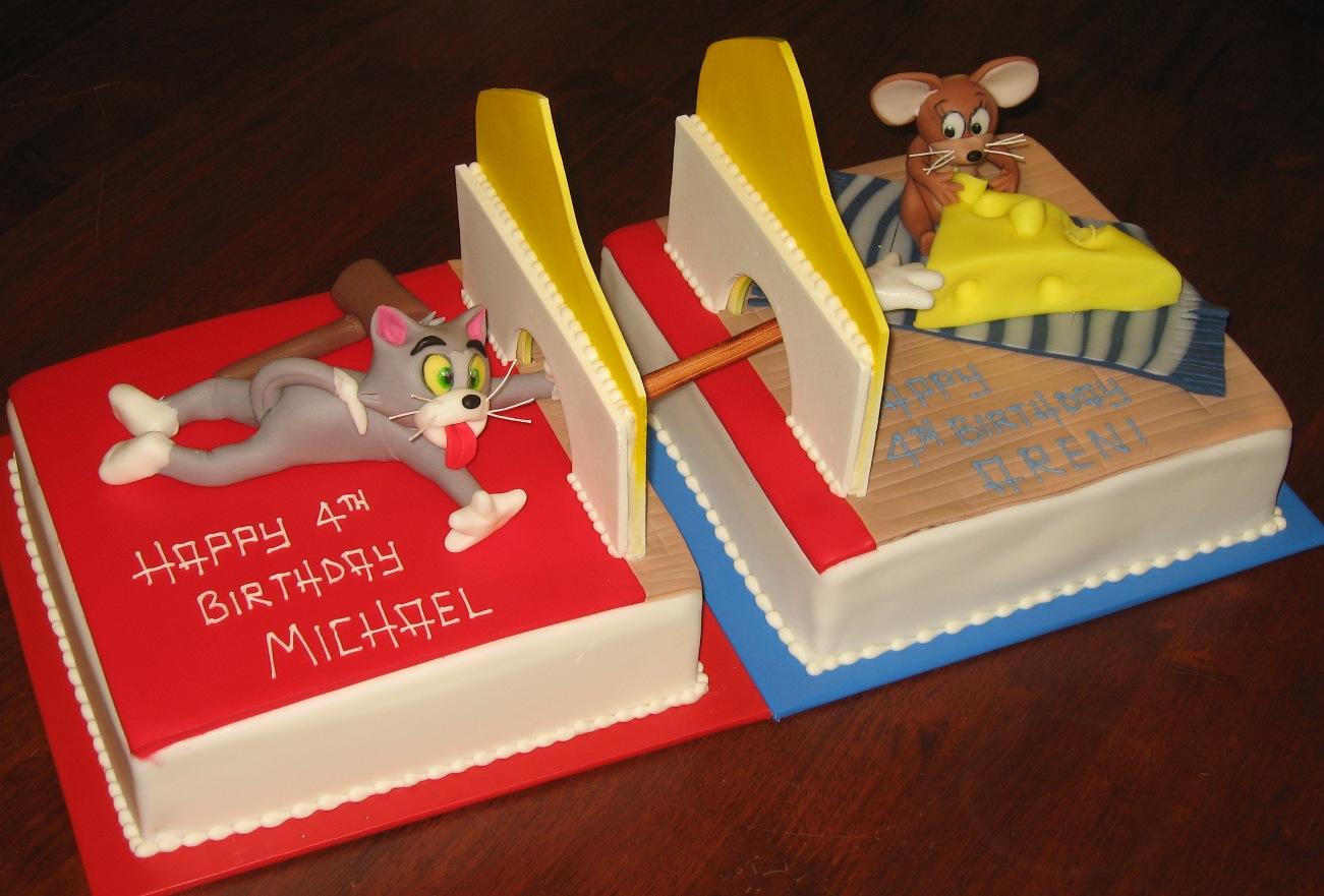 Let Them Eat Cake Tom Amp Jerry