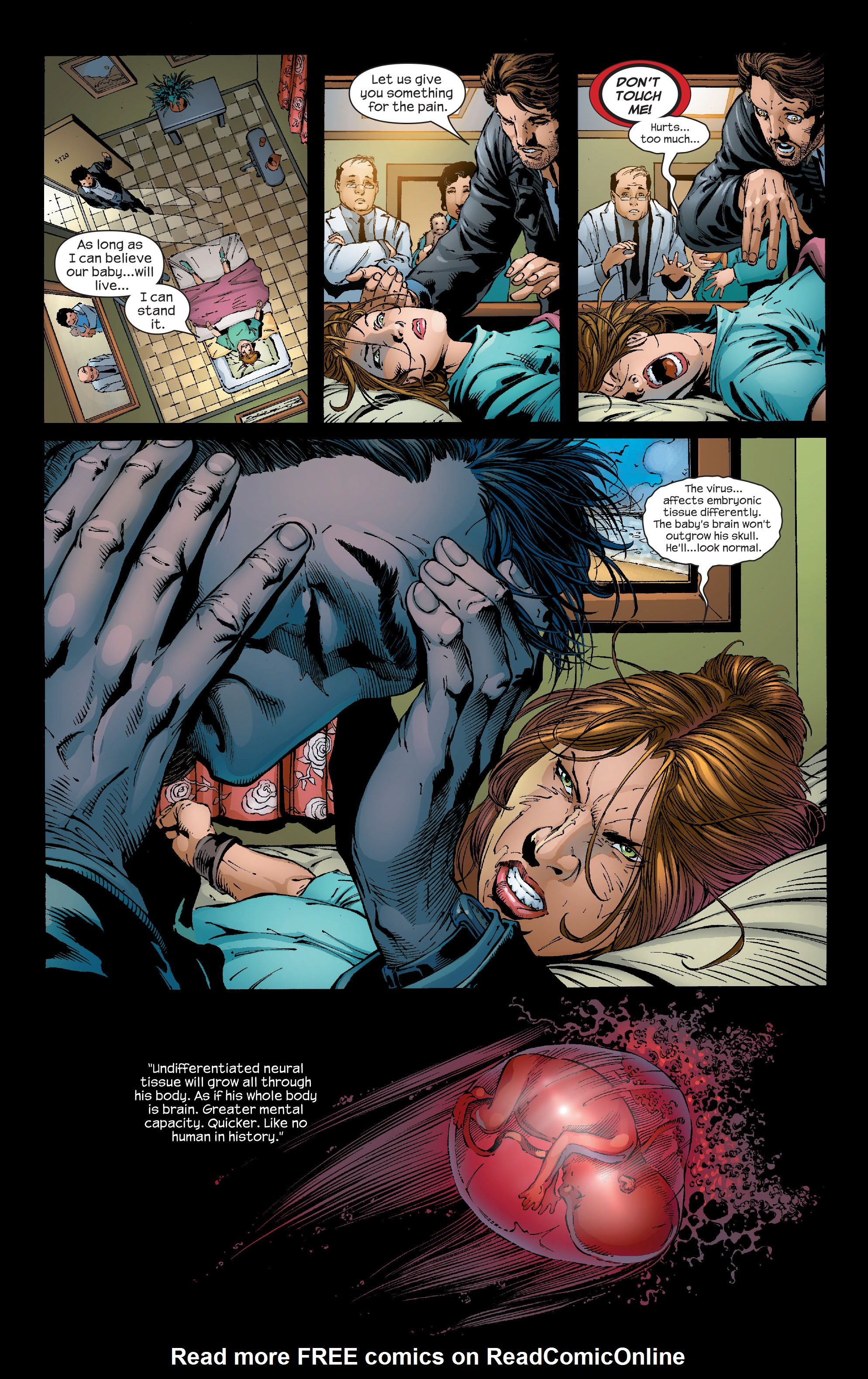 Read online Ultimate Iron Man (2005) comic -  Issue #1 - 20