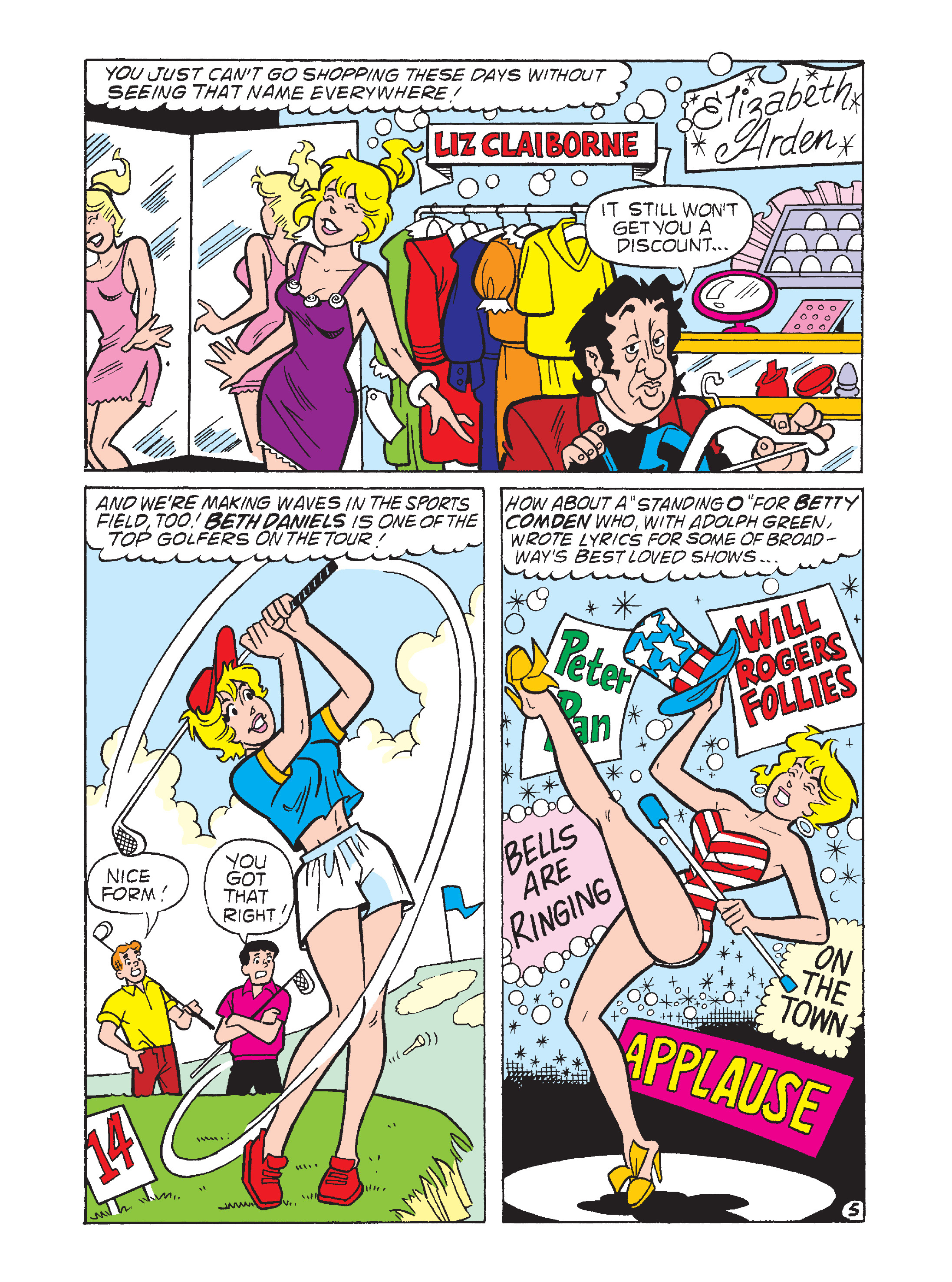 Read online Archie 75th Anniversary Digest comic -  Issue #5 - 62