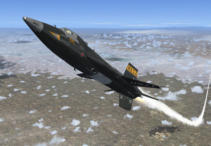 """Listen and Read: """"Remembering the X-15"""" from Voice of America.  Listen and Read..."""