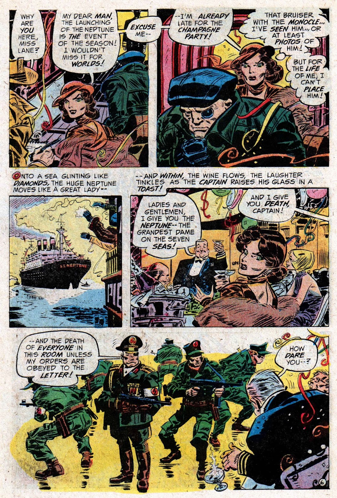 The Shadow (1973) issue 5 - Page 10