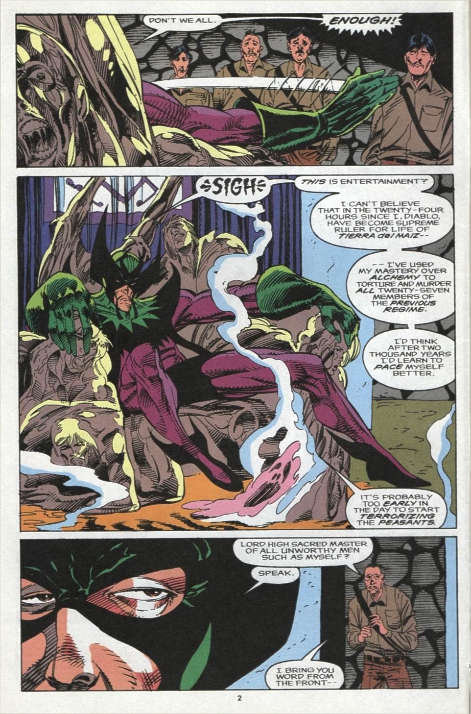 Read online Alpha Flight (1983) comic -  Issue #102 - 3