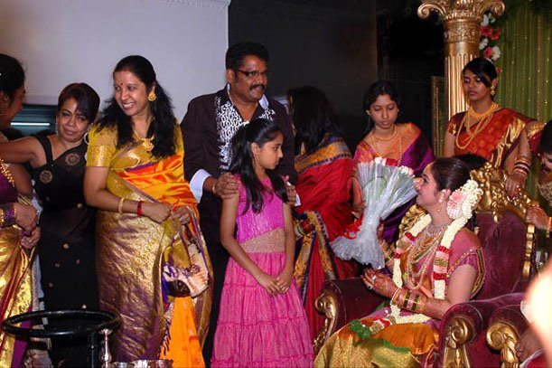 Actress Sreedevi Vijayakumar Wedding Photos / Pictures