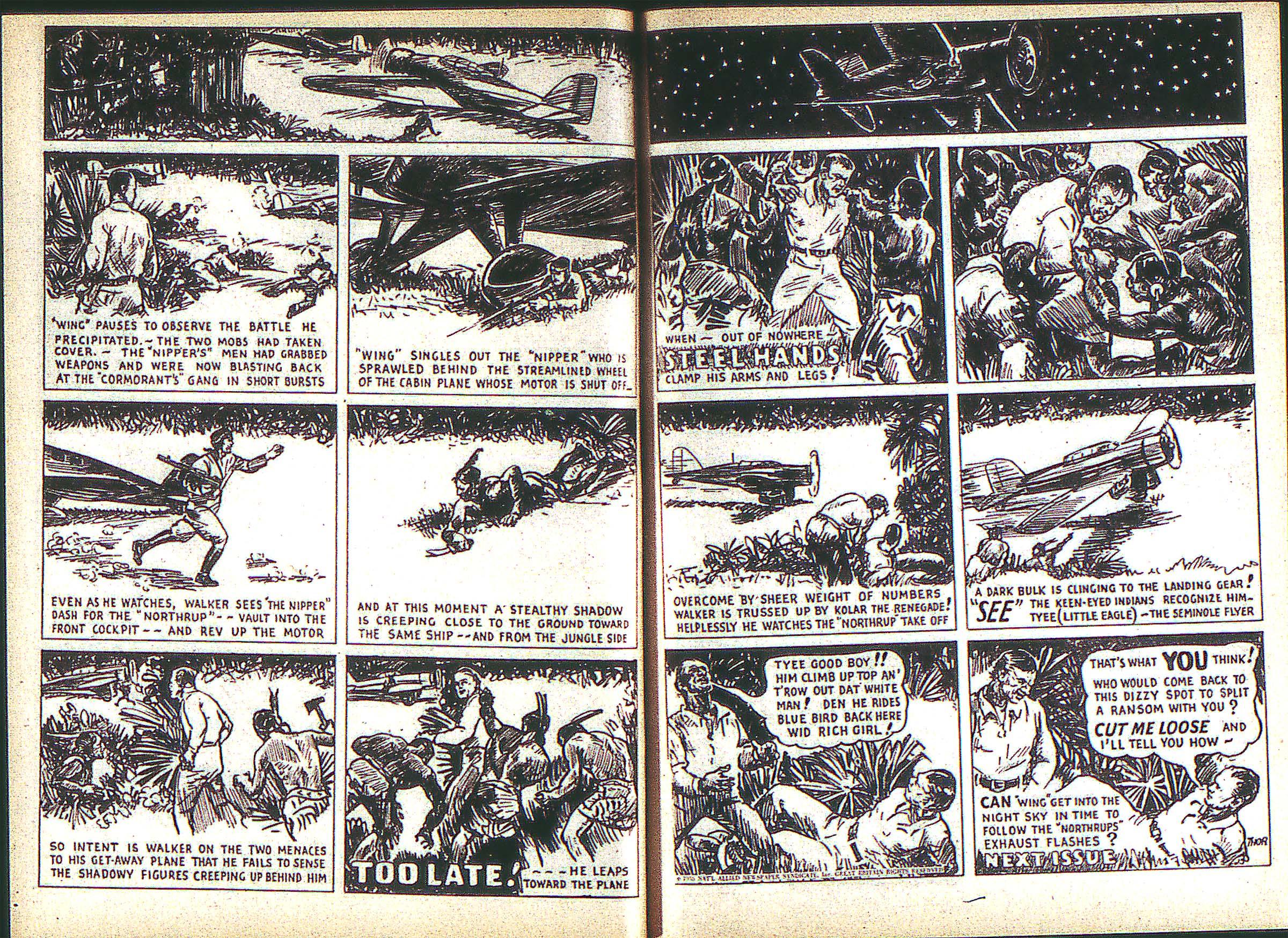 Read online Adventure Comics (1938) comic -  Issue #2 - 18