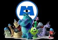 Monsters Inc 2 by Disney Pixar