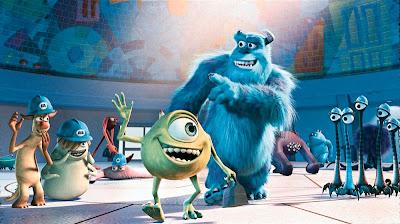 Monstres et Compagnie 2 la suite du film de Disney Pixar Monstres et Cie