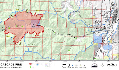 Wildfire activity increases in MT ID WY  Wildfire Today