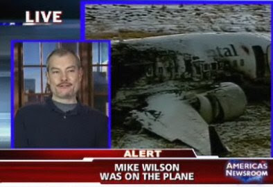 More about the Denver plane crash Twitterer - Wildfire Today