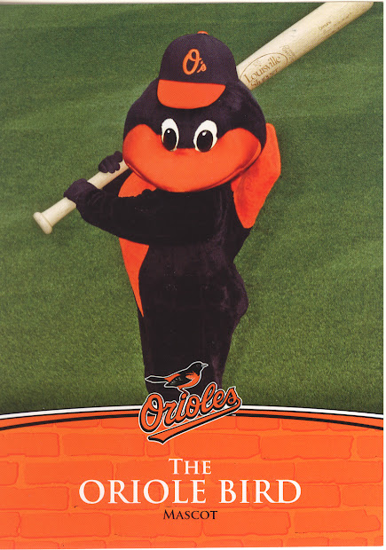 't Cards Fan Pack Fun - Baltimore Orioles