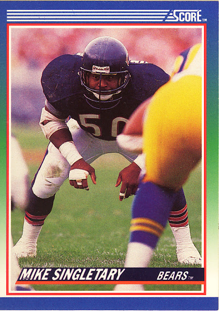 Mike singletary hall of fame
