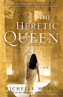 ENTER TO WIN A SIGNED COPY OF THE HERETIC QUEEN