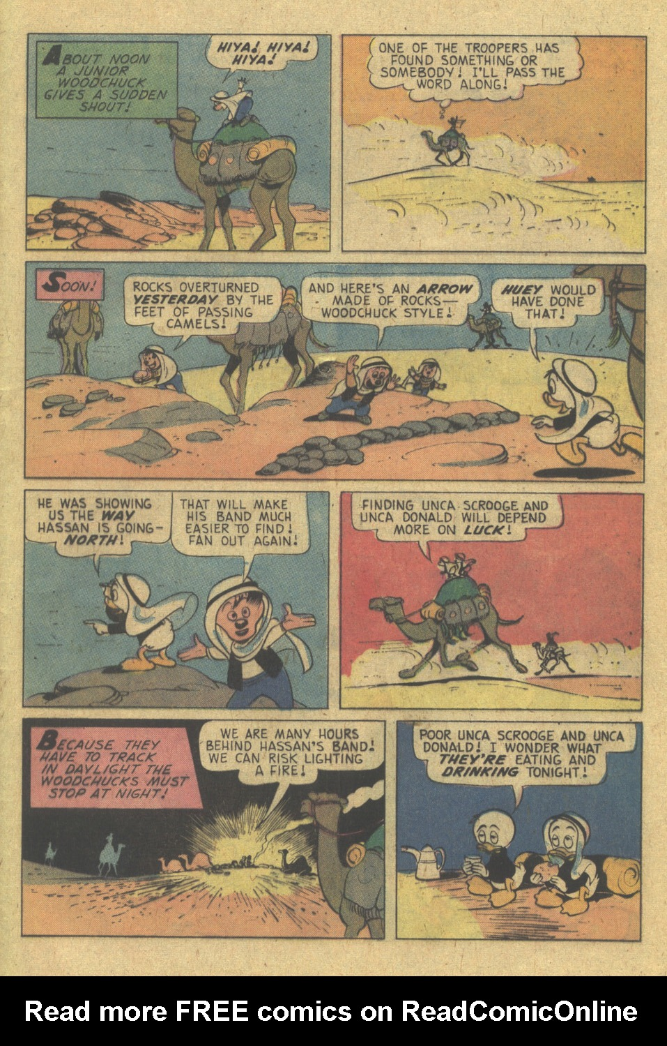 Read online Uncle Scrooge (1953) comic -  Issue #121 - 25