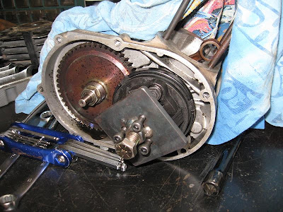 1998 ktm sx50 clutch rebuild