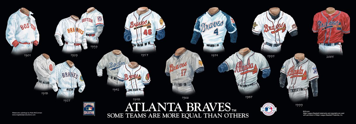 quality design 26f74 48640 Atlanta Braves Uniform and Team History | Heritage Uniforms ...