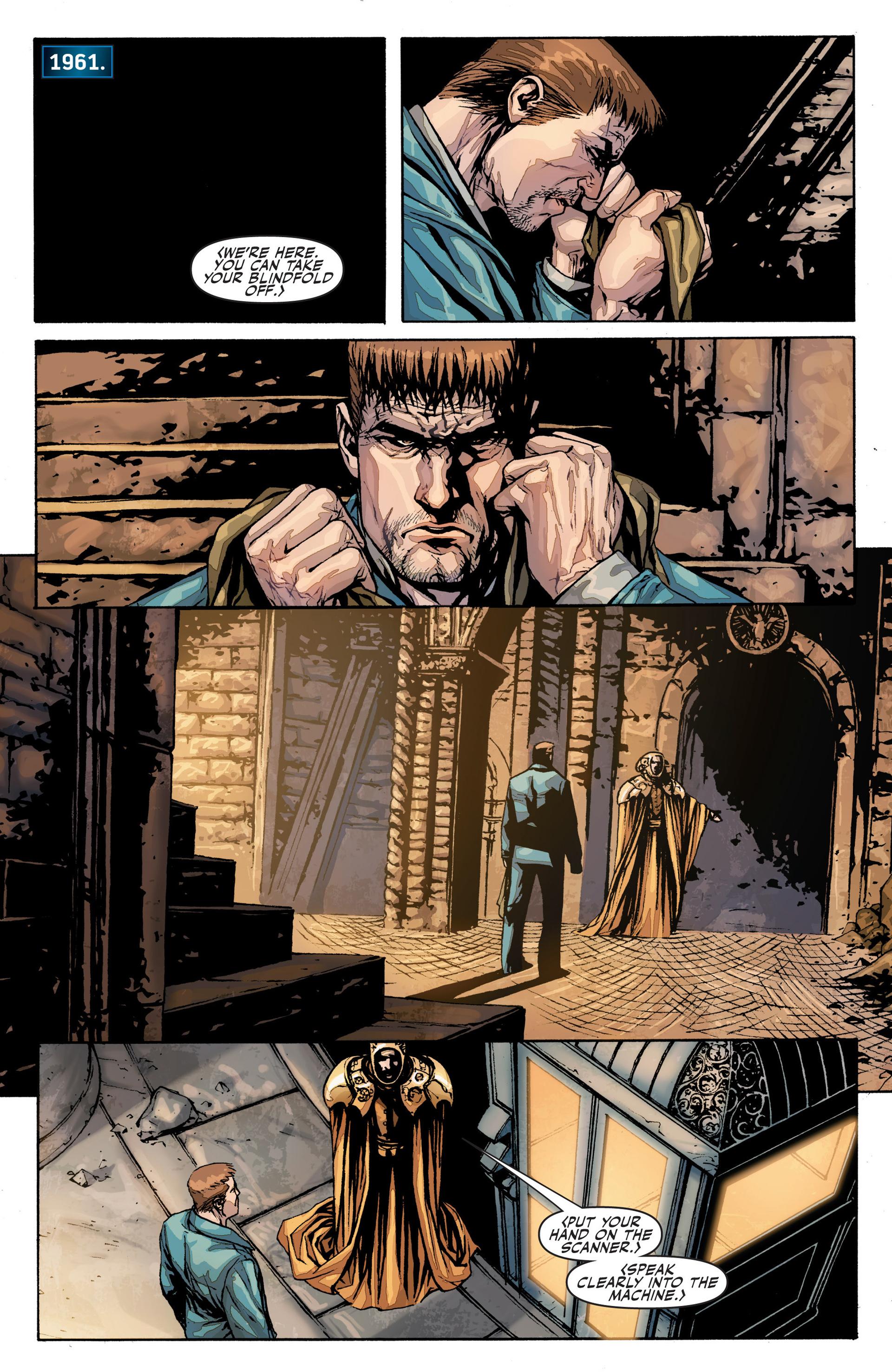 Read online Secret Warriors comic -  Issue #25 - 3
