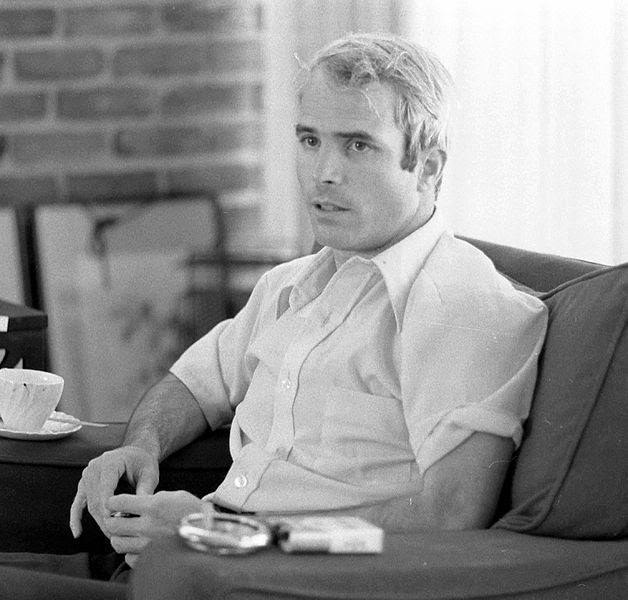 John Sidney Mccain Iv: HISTORICAL FICTION PROJECT!: John McCain