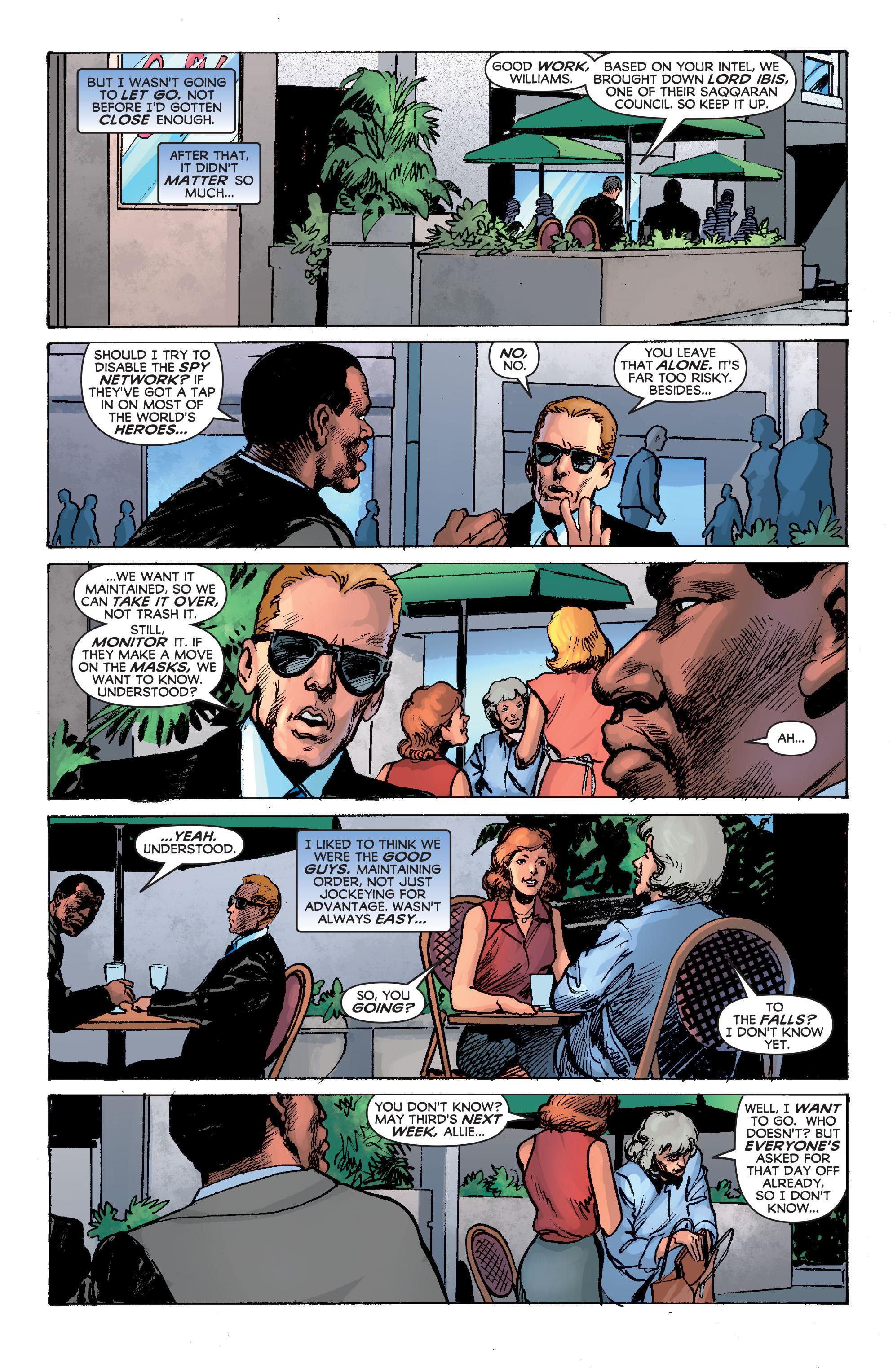 Read online Astro City: Dark Age/Book Three comic -  Issue #3 - 10