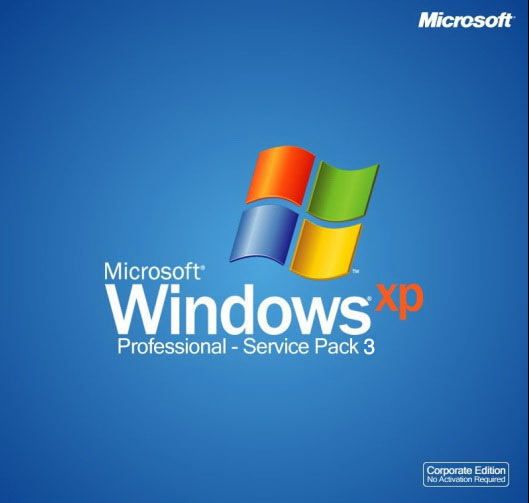 Sortie de Windows Xp Sp3