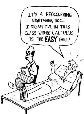 21 Science, Engineering and Math Cartoons for May 21st