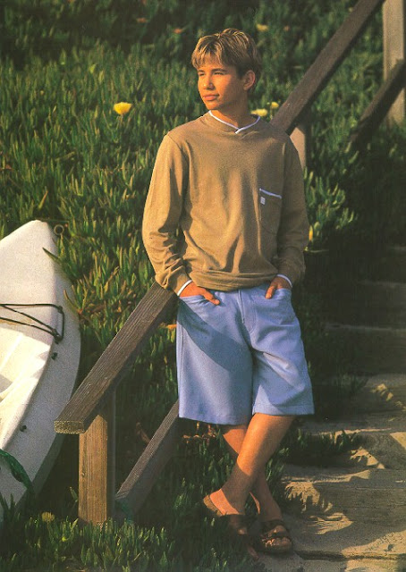 Male Beauty Exposed Jonathan Taylor Thomas