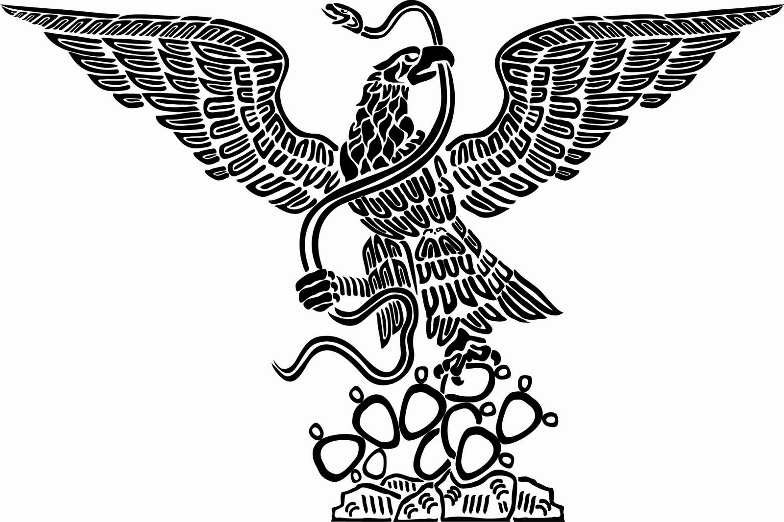 Aguila De Mexico Png