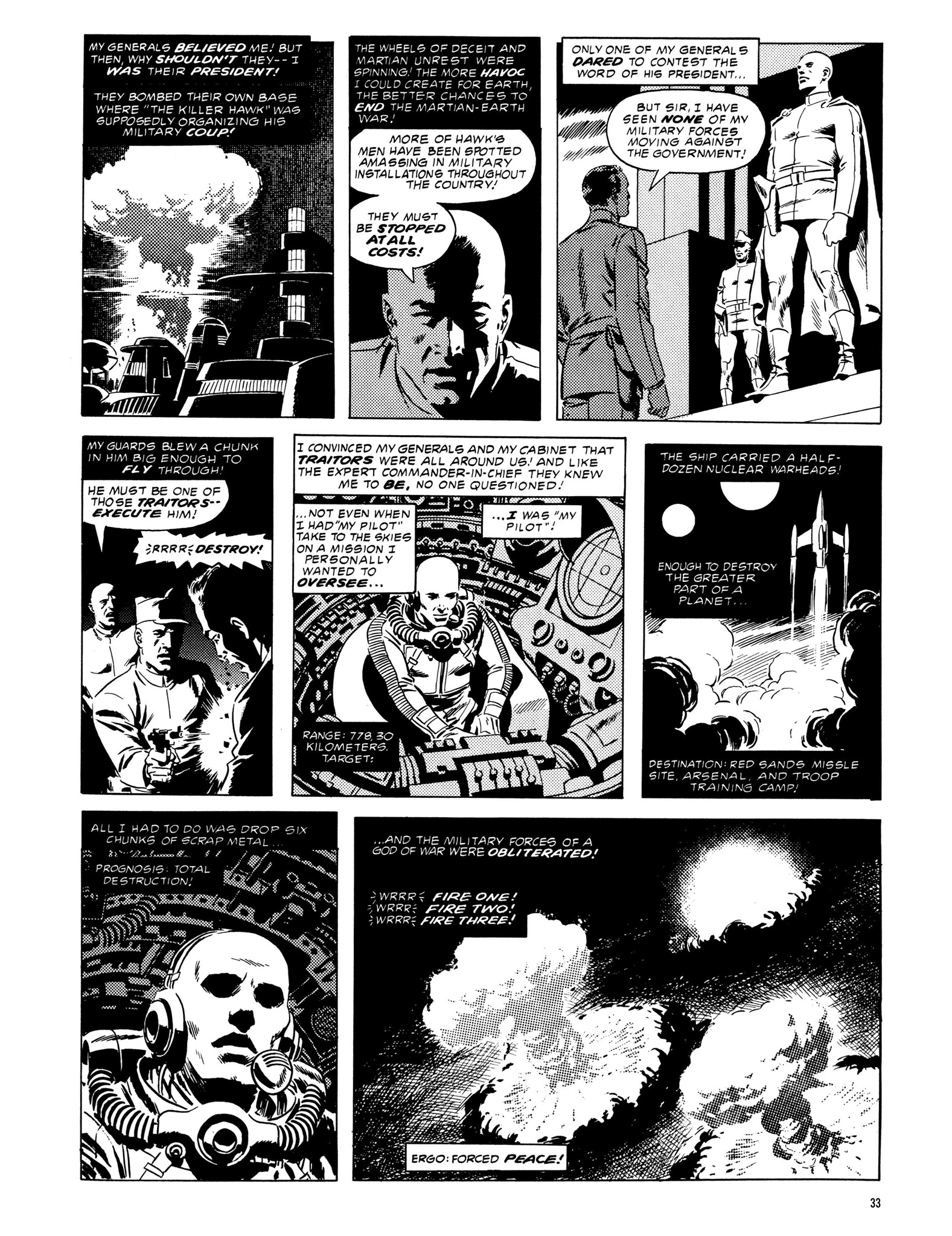 Read online Eerie Archives comic -  Issue # TPB 13 - 34