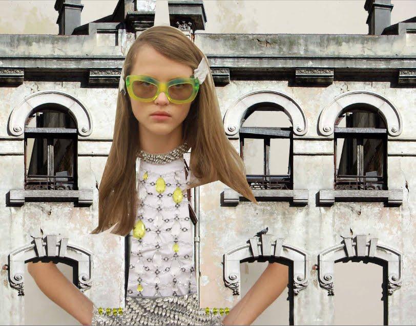 13e6744aa2c Style Odyssey  Prada S S 2010 Women s Wear