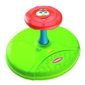 Baby Amp Kidsmarket Playskool Sit Amp Spin Slightly Used Sale
