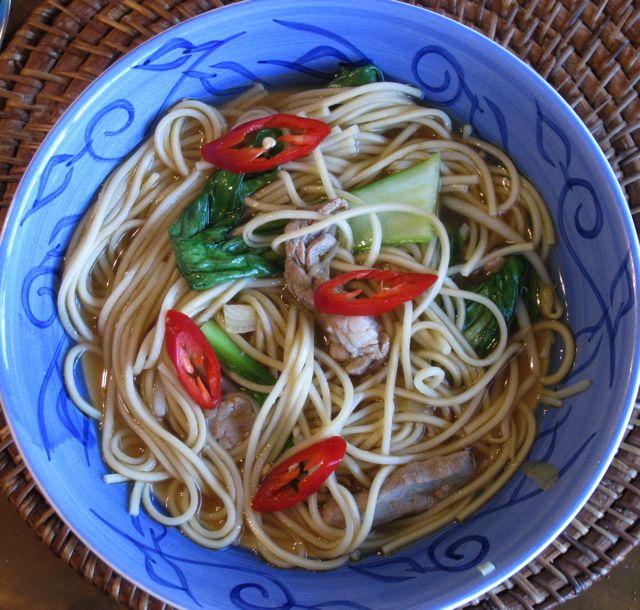 muppys: Nigella's Vietnamese Pork Noodle Soup