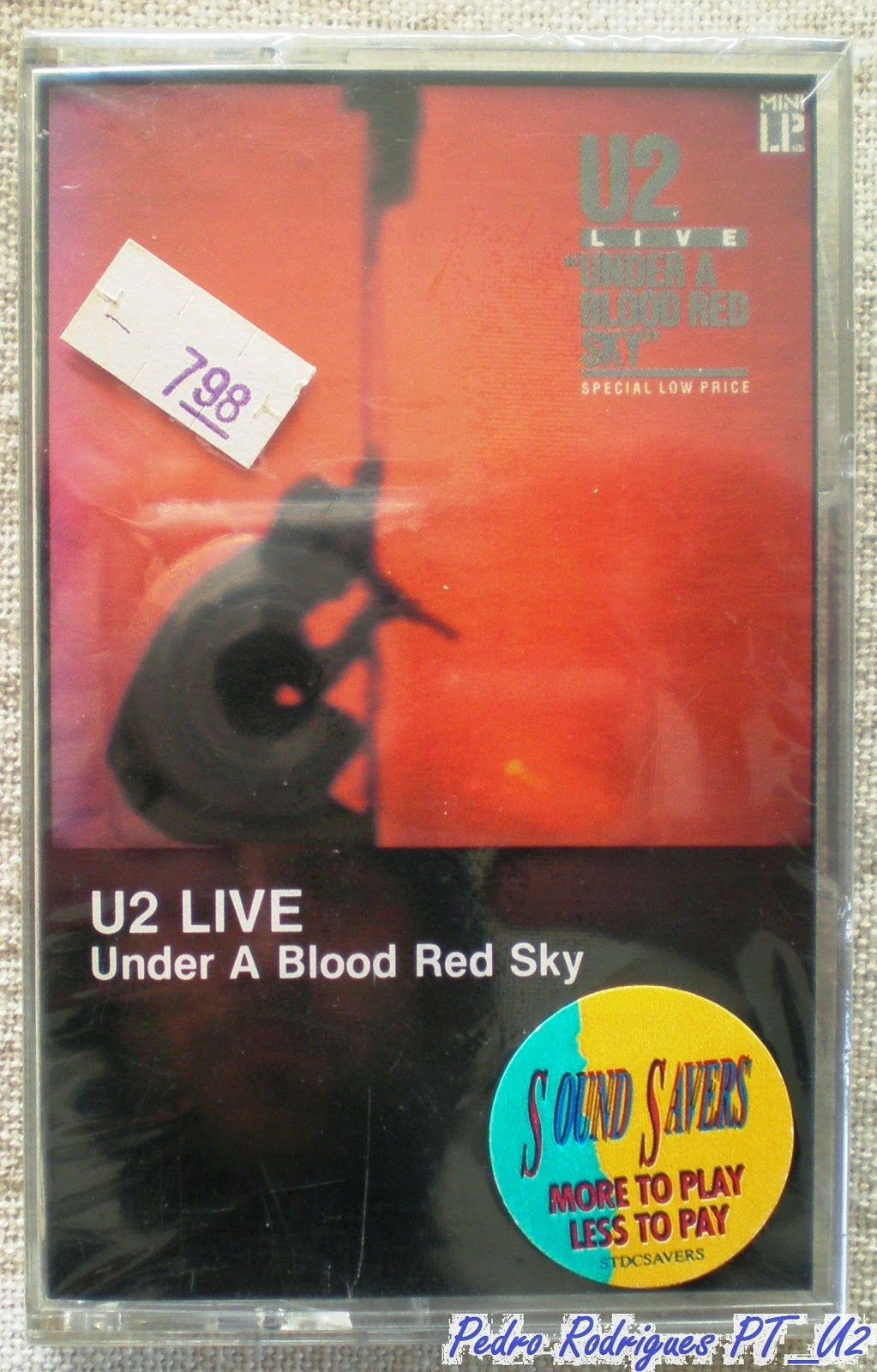 U2myworld: UNDER A BLOOD RED SKY