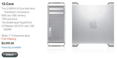 Apple announces with 12-Core Mac Pro in the Store