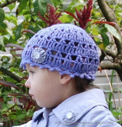 зимние шапки с ушками крючком схемы.