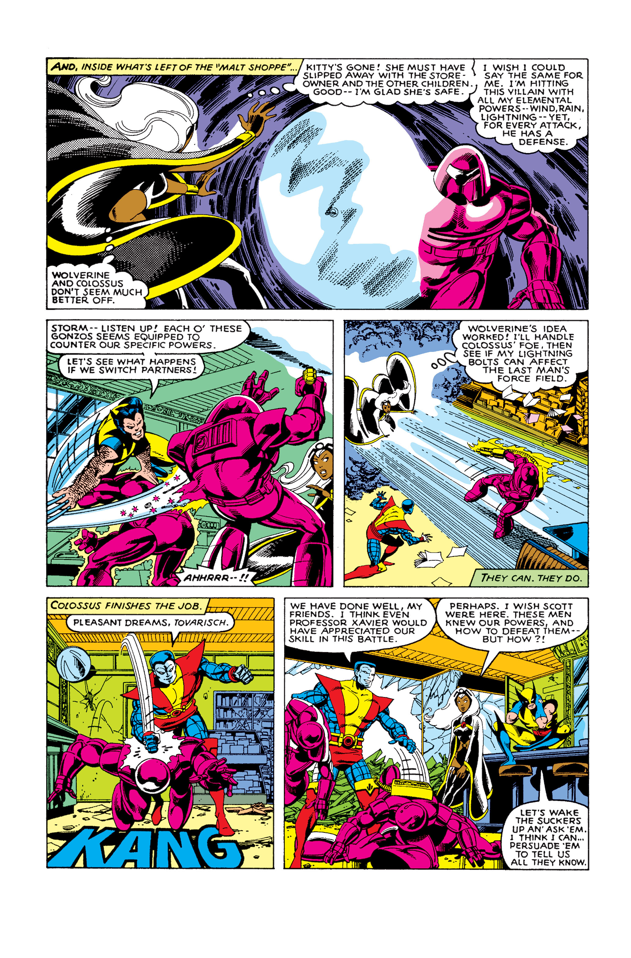Read online Uncanny X-Men (1963) comic -  Issue #129 - 16