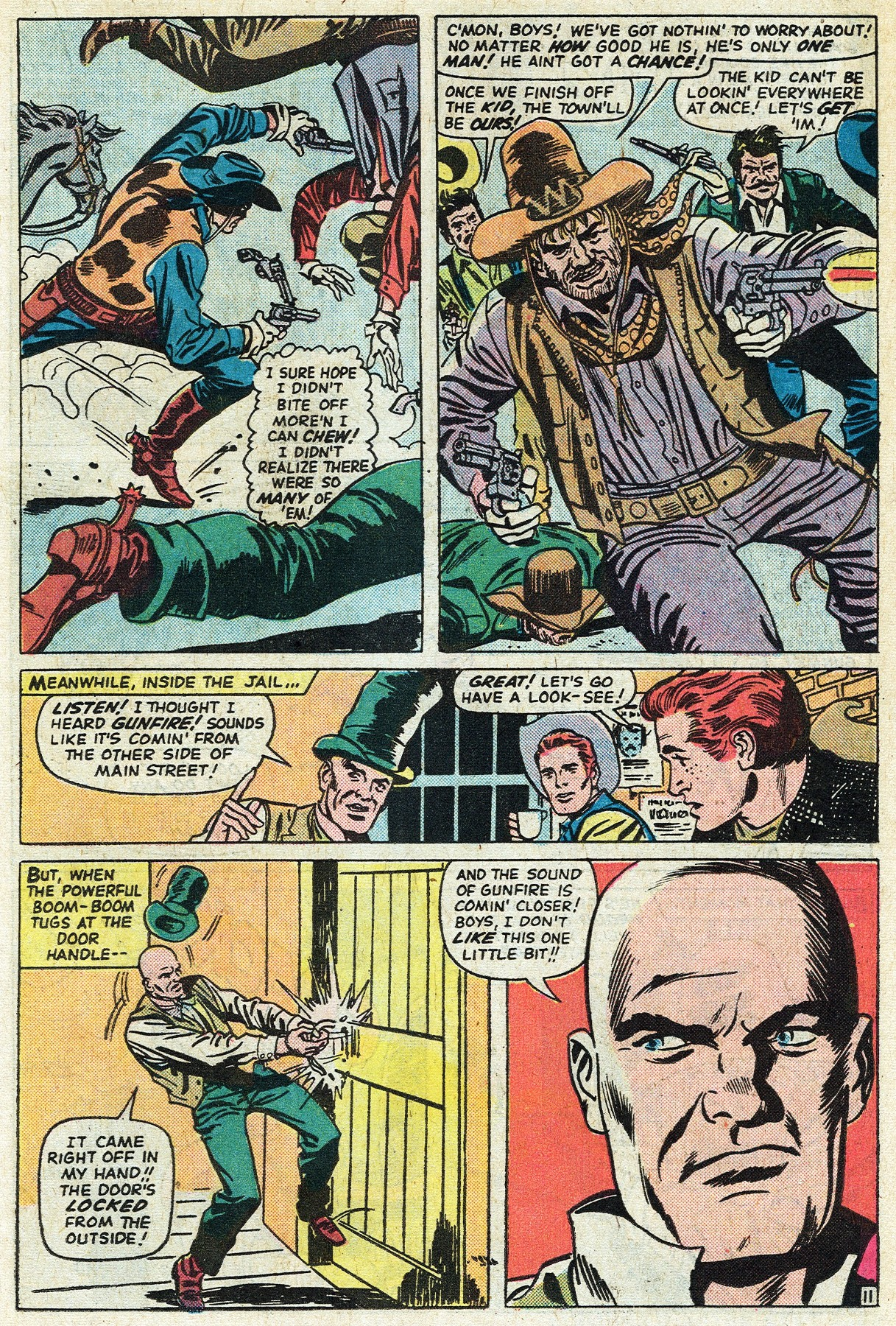 Read online Two-Gun Kid comic -  Issue #122 - 19