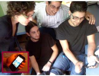 Barcelona Virtual desarrolla aplicaciones para Android e iPhone