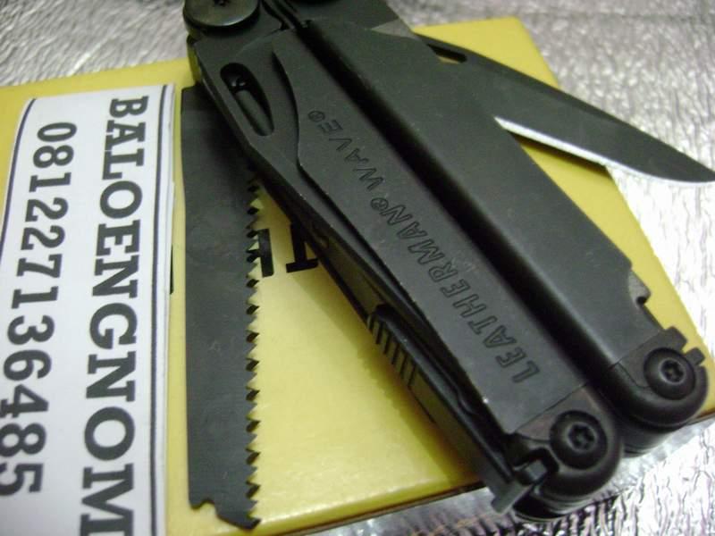 Baloengnom For Sale Leatherman Wave Black Military