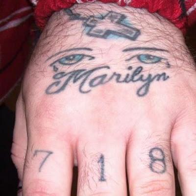 tattoos of marilyn monroe quotes   arapisacz