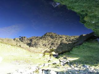 laguna glaciar valle del jerte