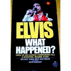 Book elvis what happened