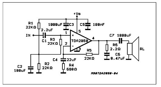 Amplifiers for all: 32W HiFi Audio Amplifier