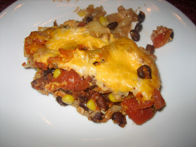 Make Ahead Tex Mex Lasagna Recipe