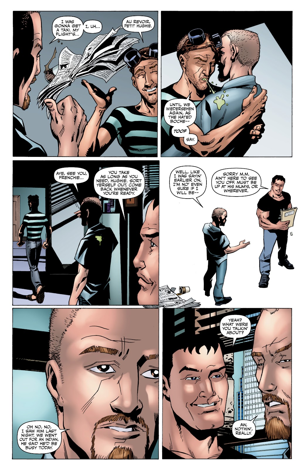 Read online The Boys Omnibus comic -  Issue # TPB 4 (Part 3) - 31