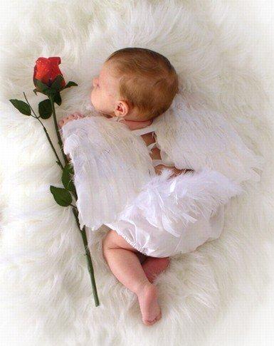 Mi ángel Mi Estrella Ya Se Voló Para El Cielo Con Angelitos